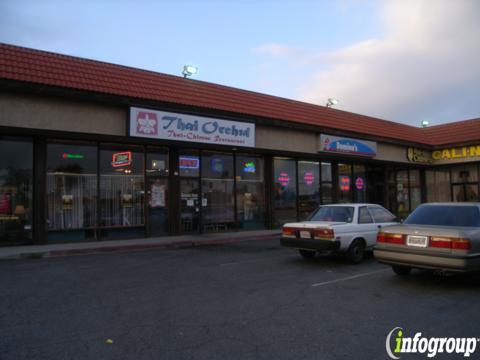 Thai Orchid Restaurant, Bellflower CA