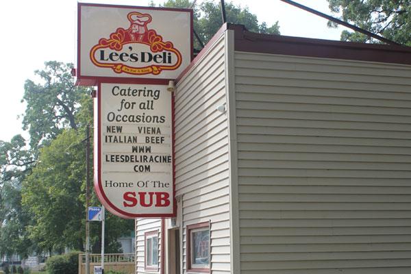 Lee's Deli Inc, Racine WI