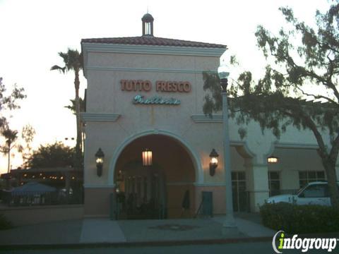 Tutto Fresco, Rancho Santa Margarita CA