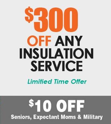 Insulation Discount