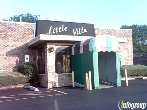 Little Villa Restaurant & Pizzeria, Des Plaines IL