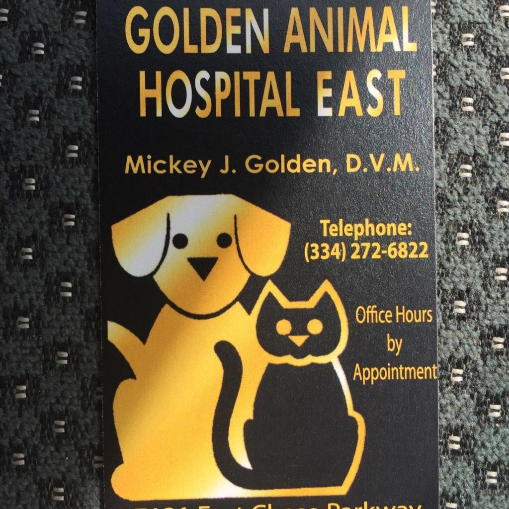 Golden Animal Hospital East