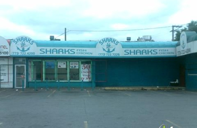 Sharks Fish and Chicken - Chicago, IL