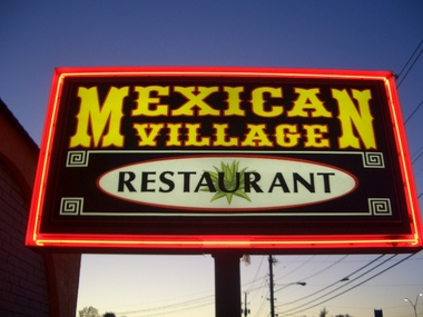 Mexican Village Restaurant, Cleveland OH