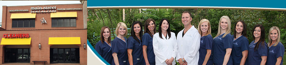 Main Street Dental Care Family Dentistry Gonzales, LA