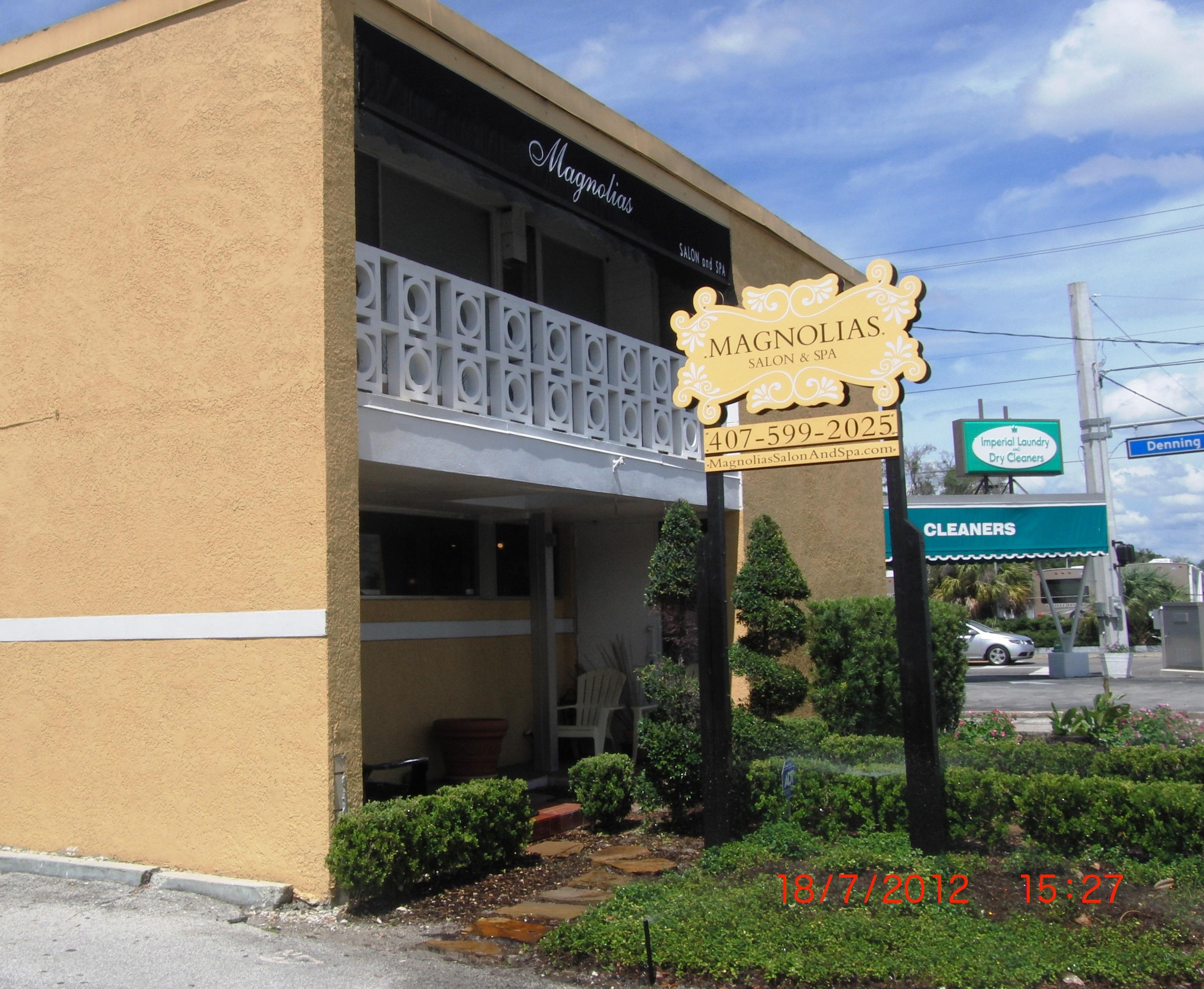 Magnolias Salon & Spa, Winter Park FL