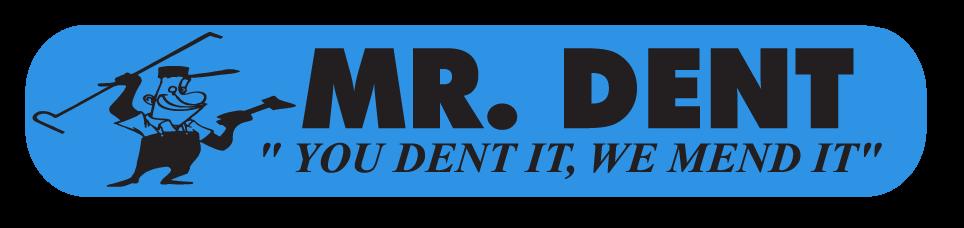 mr dent logo