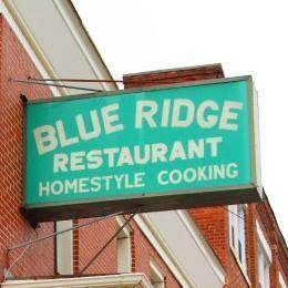 Blue Ridge Restaurant, Floyd VA
