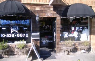 MMA PRO Gear - Castro Valley, CA