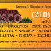 Brown'S Mexican Food