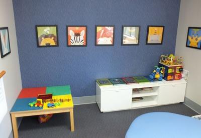 dental kids room