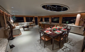 interior yatch