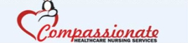 compassionate healthcare Nursing logo