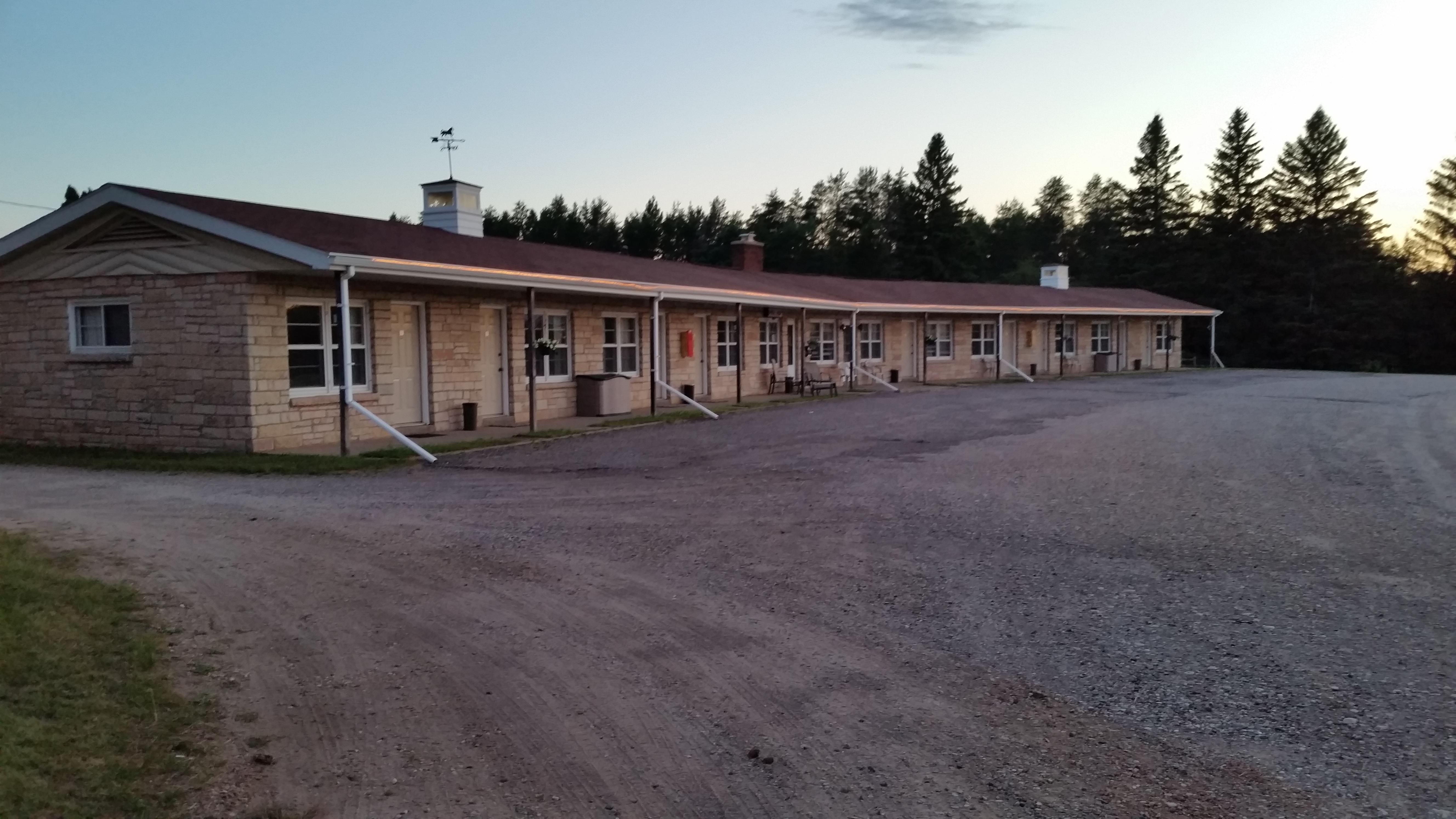 Grand Motel, Pembine WI