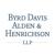 Byrd Davis Furman & Alden, LLP