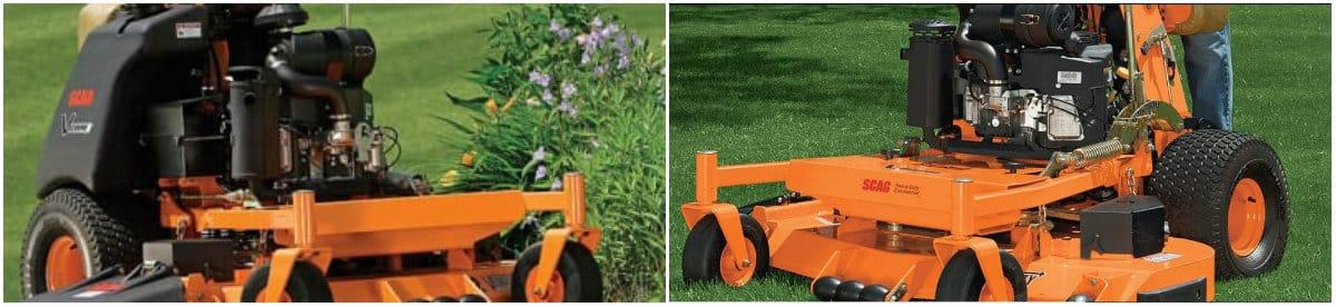 scag lawn mowers