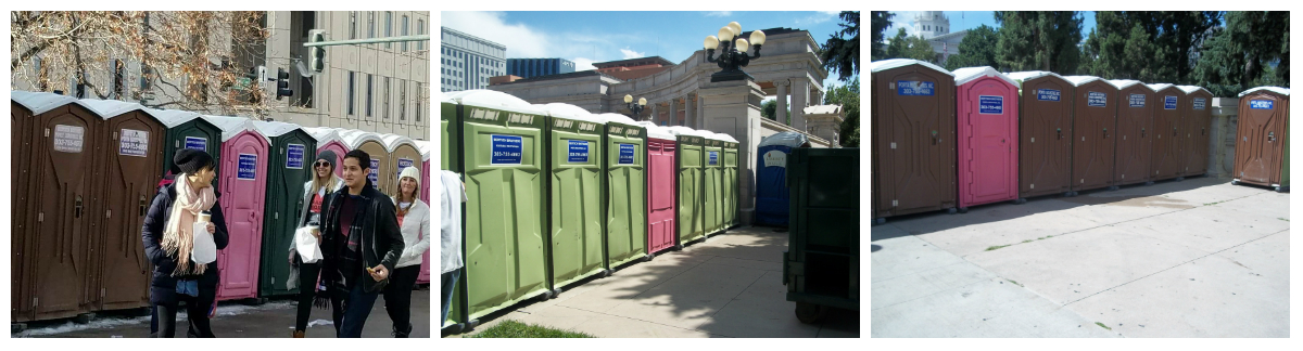 Portable Toilet Rental Services
