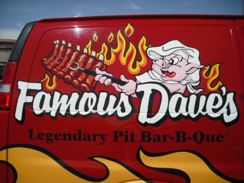 Famous Dave's, Columbia MD