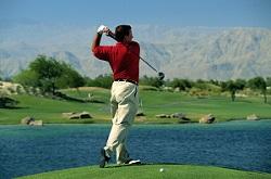 golf course cart
