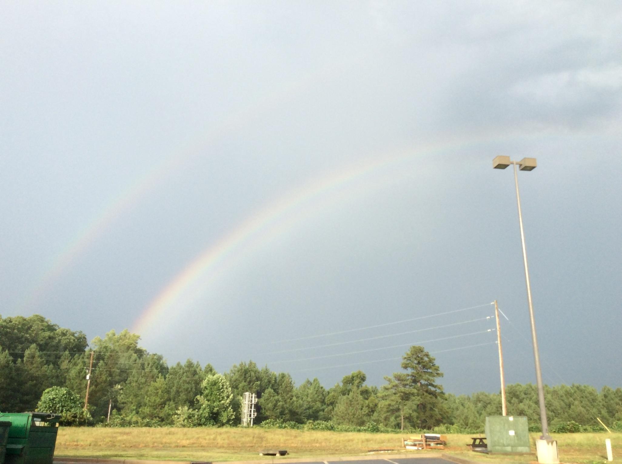 Rainbow Garden, Seneca SC