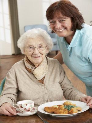 compassionate healthcare nursing client