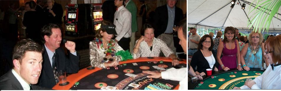casino fundraiser event
