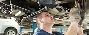 ASE Certified Mechanics Work On Your Vehicle