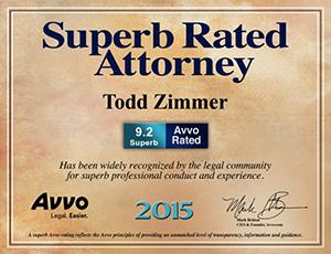 Avvo Rating Best Divorce Lawyer