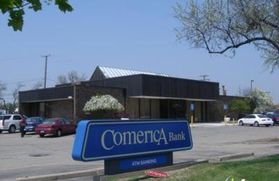 Comerica Bank - West Bloomfield, MI