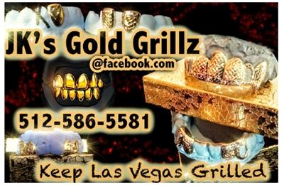 JK's Gold Grillz - Austin, TX