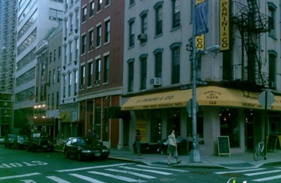 The Wall Street Synagogue - New York, NY