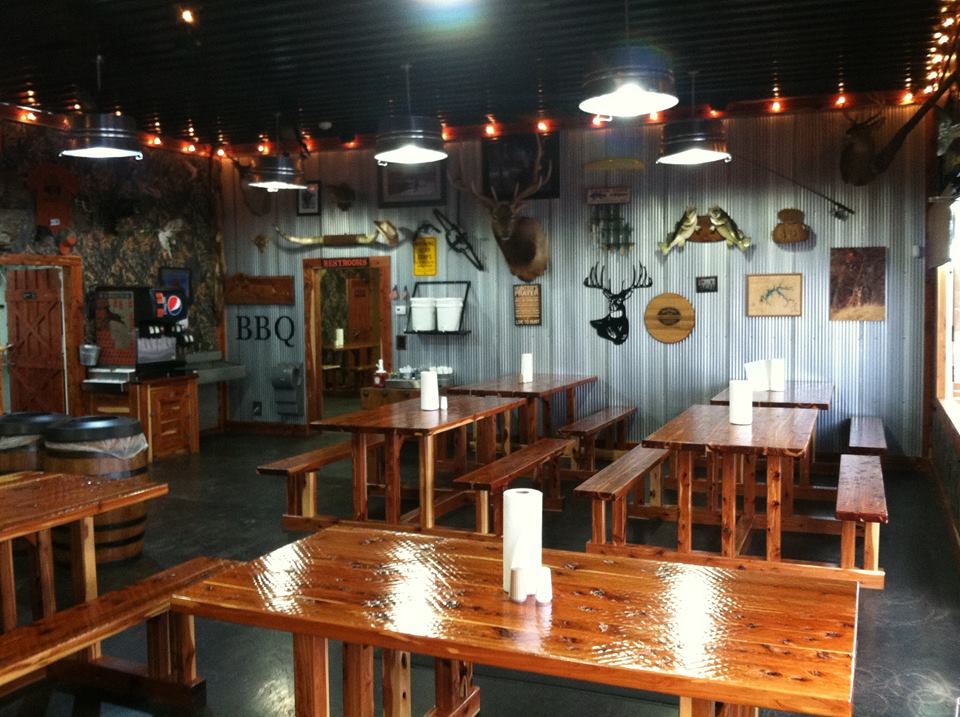 Hunter's Bar-B-Q, Albany KY