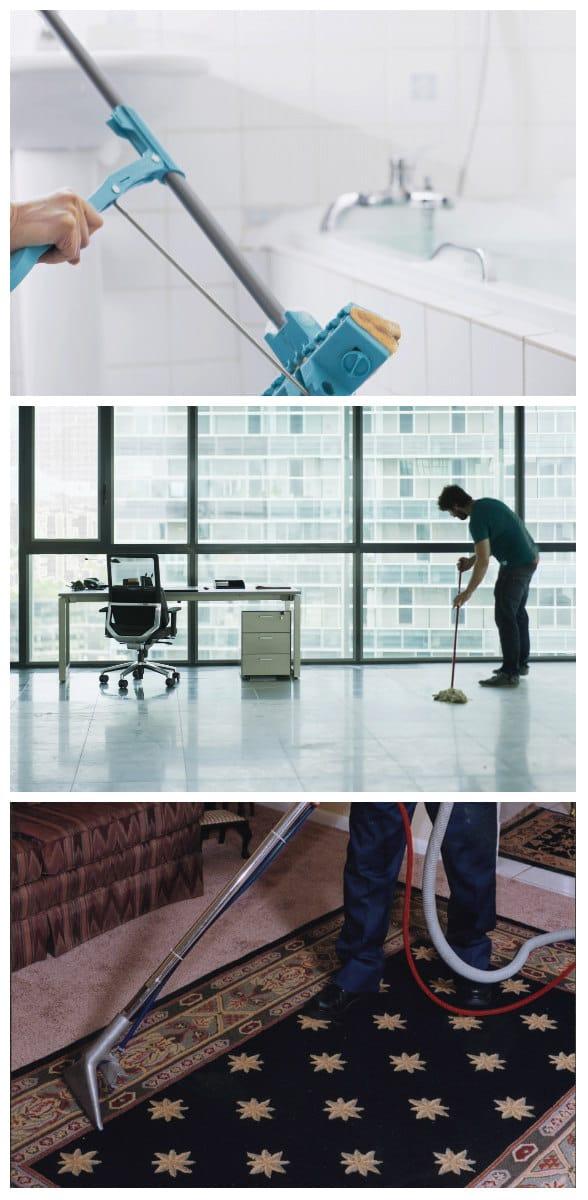 Cleaning sidebar