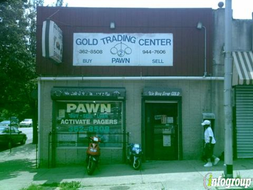 Gold Trading Ctr - Baltimore, MD