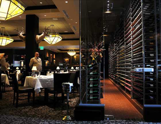 The Capital Grille, Paramus NJ