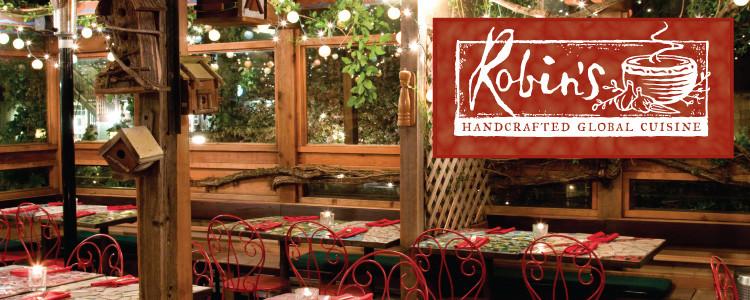 Robin's Restaurant, Cambria CA