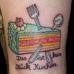 Tanja Nixx Tattoos