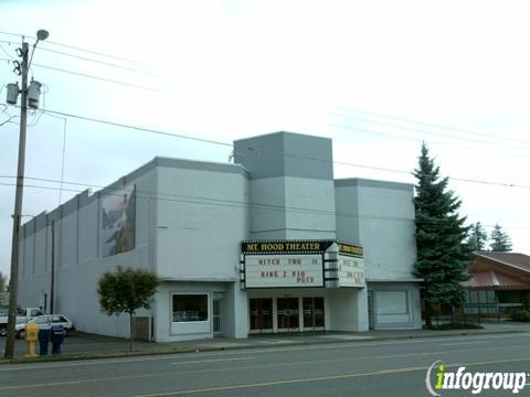 Mt Hood Theatre, Gresham OR