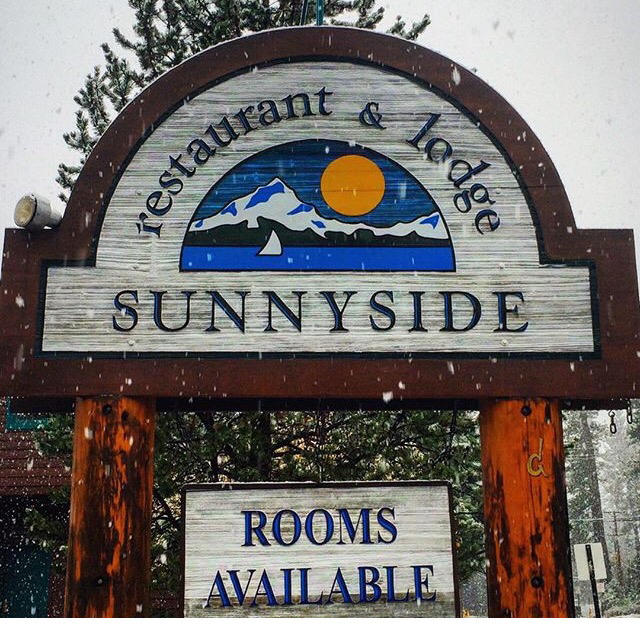 Sunnyside Resort, Tahoe City CA