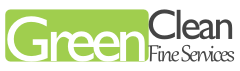 green clean logo image