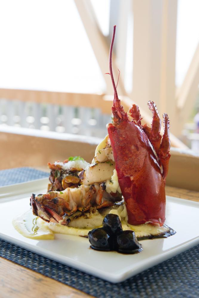 Fish Out of Water Restaurant, Santa Rosa Beach FL