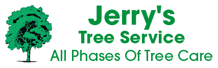 jerry tree service logo