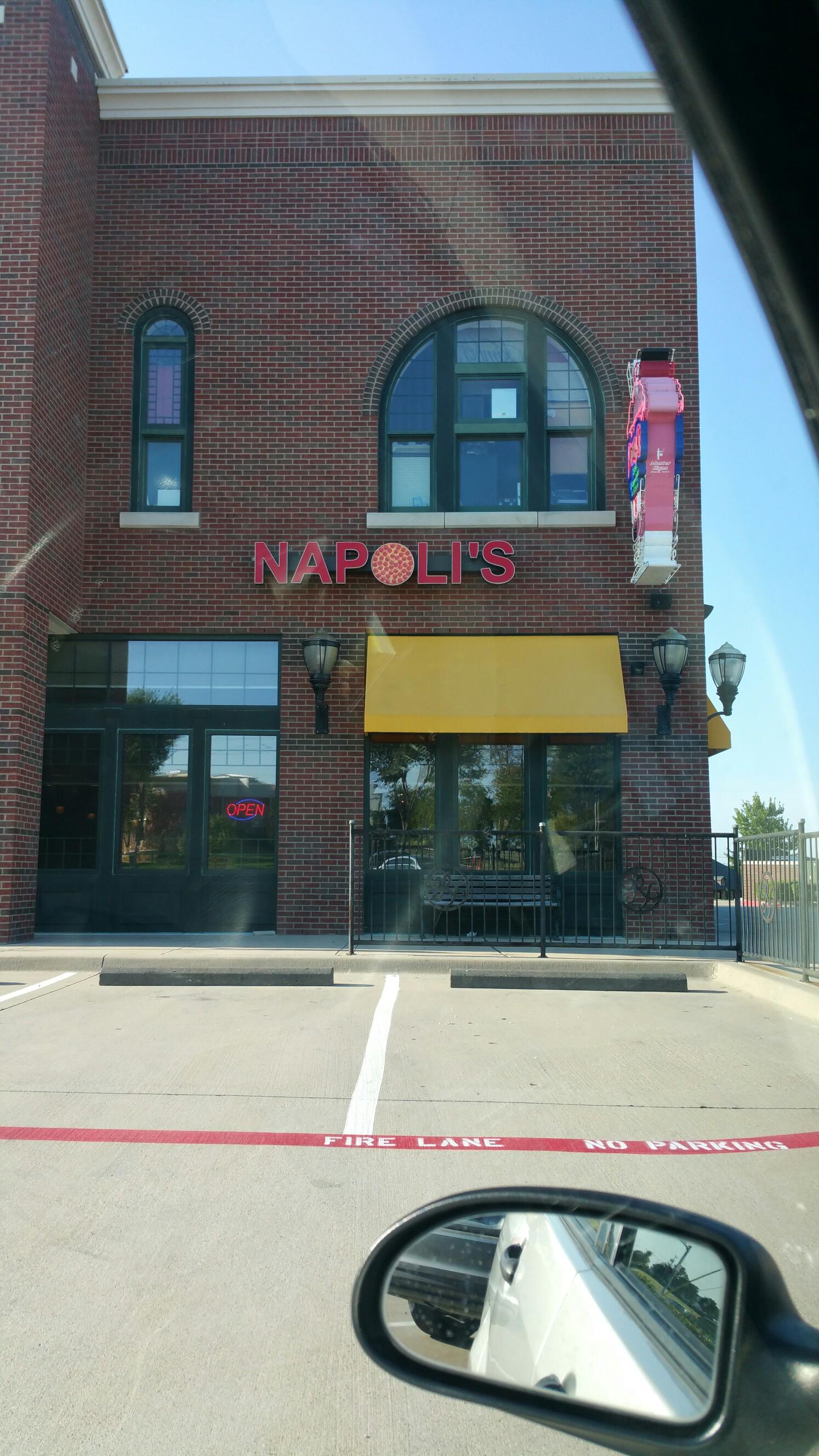 Napolis Family Restaurant & Pizza, Mansfield TX