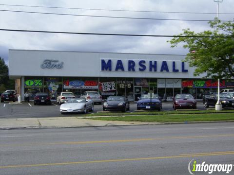 Marshall Ford Lincoln, Cleveland OH