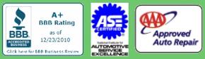 ASE Certified Auto Mechanic