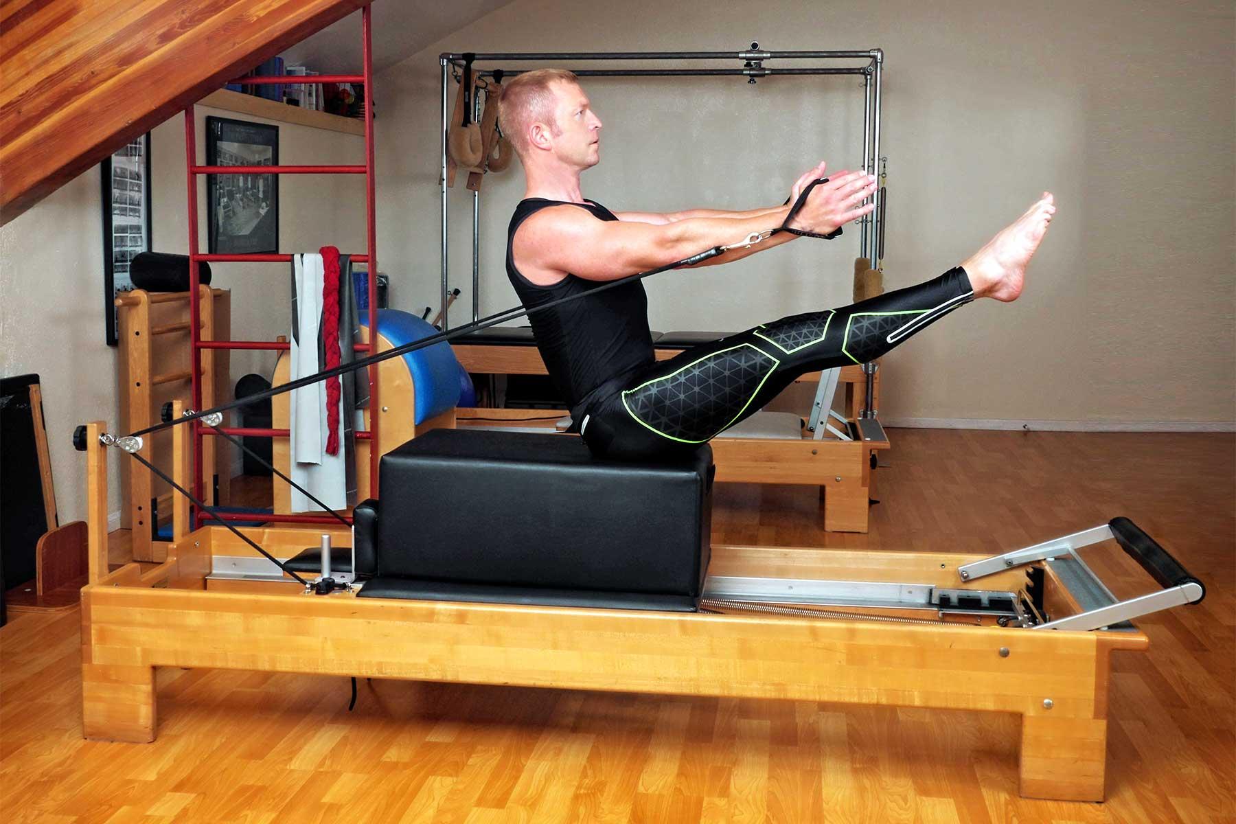 Pilates Training With Robert Hanson West Hollywood Ca