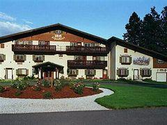 Alpen Rose Inn, Leavenworth WA