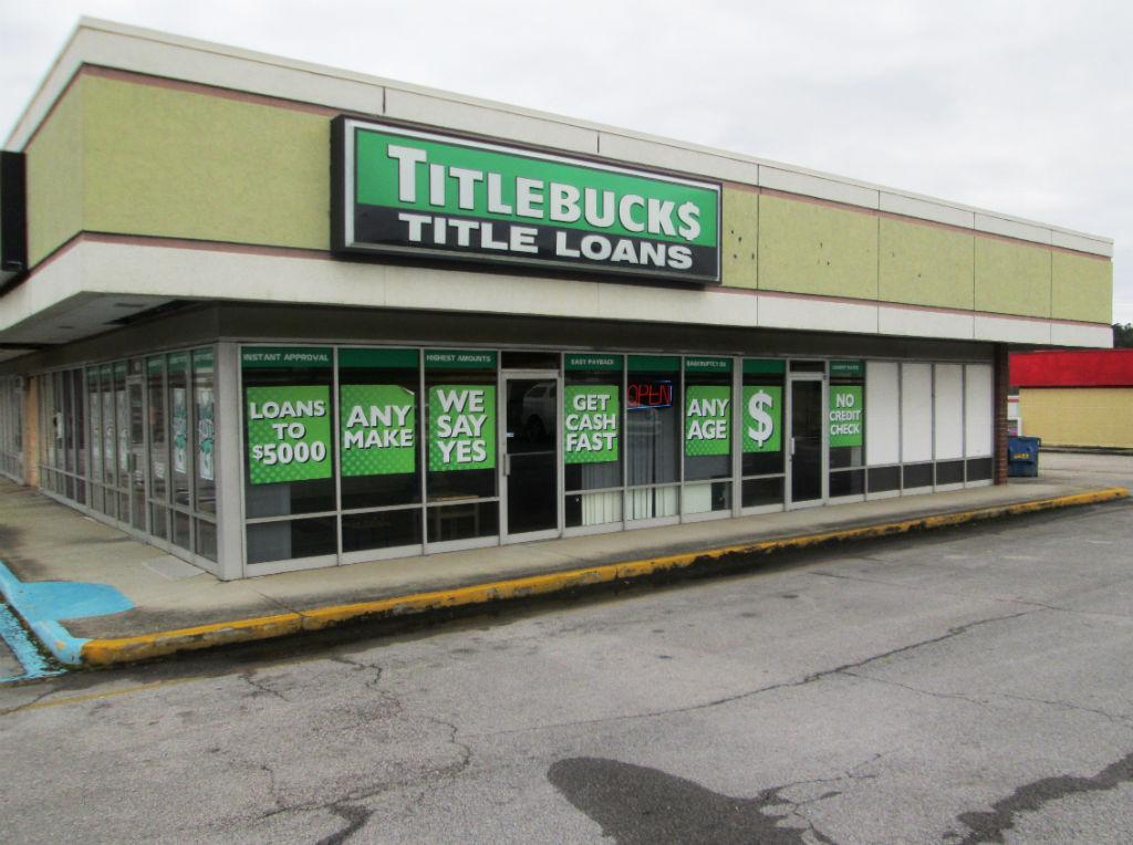 Places That Do Car Title Loans