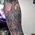 Splatter Palette Tattoo