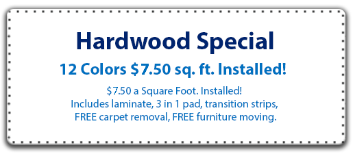 hardwood coupon